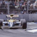 Formula 1 Grand Prix Adelaide 1989